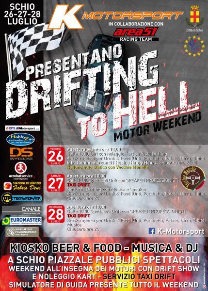 Drifting to Hell - Schio