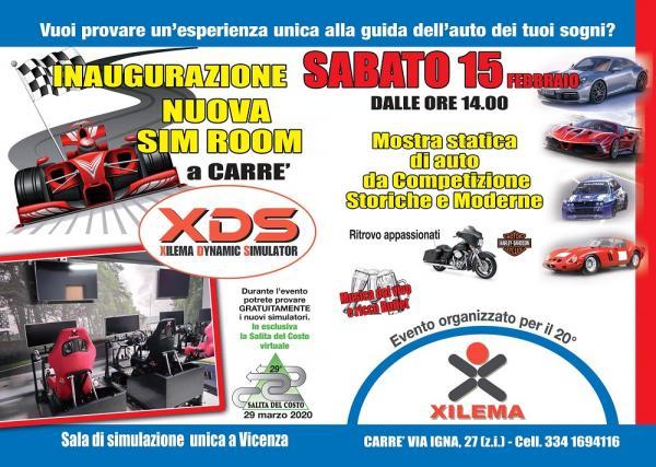 Inaugurazione XDS Simroom - Presentazione