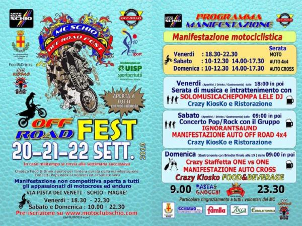 Off Road Fest - Schio